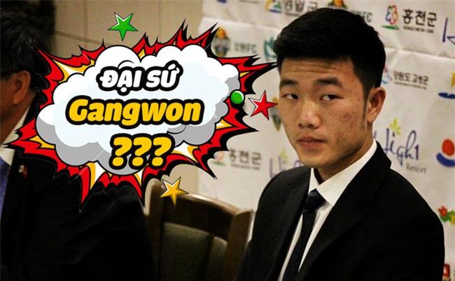 Vụ Xuân Trường sắp thành Đại sứ: Gangwon bất ngờ thăm HAGL ngày mồng Một Tết