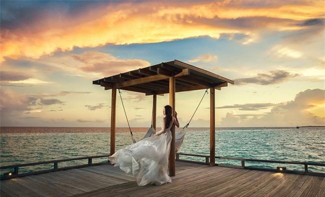 Cặp đôi yêu nhau từ thời tay trắng đến đám cưới bạc tỷ bao trọn resort 5 sao Maldives khi chồng thành đại gia - Ảnh 12.