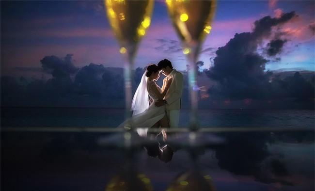 Cặp đôi yêu nhau từ thời tay trắng đến đám cưới bạc tỷ bao trọn resort 5 sao Maldives khi chồng thành đại gia - Ảnh 3.