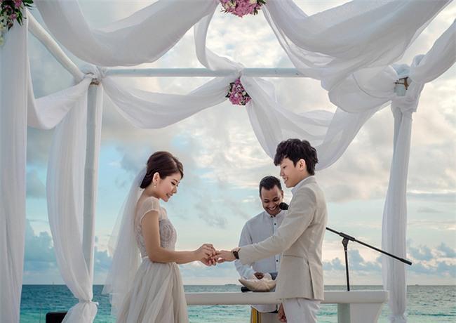 Cặp đôi yêu nhau từ thời tay trắng đến đám cưới bạc tỷ bao trọn resort 5 sao Maldives khi chồng thành đại gia - Ảnh 8.