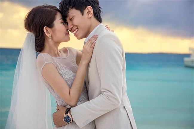Cặp đôi yêu nhau từ thời tay trắng đến đám cưới bạc tỷ bao trọn resort 5 sao Maldives khi chồng thành đại gia - Ảnh 13.