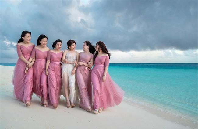 Cặp đôi yêu nhau từ thời tay trắng đến đám cưới bạc tỷ bao trọn resort 5 sao Maldives khi chồng thành đại gia - Ảnh 17.