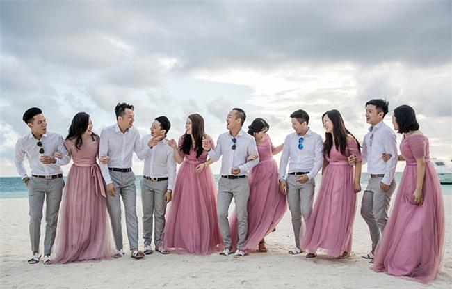 Cặp đôi yêu nhau từ thời tay trắng đến đám cưới bạc tỷ bao trọn resort 5 sao Maldives khi chồng thành đại gia - Ảnh 18.