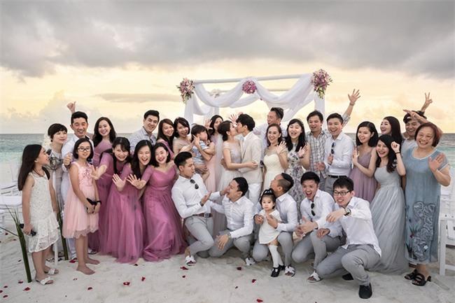 Cặp đôi yêu nhau từ thời tay trắng đến đám cưới bạc tỷ bao trọn resort 5 sao Maldives khi chồng thành đại gia - Ảnh 19.