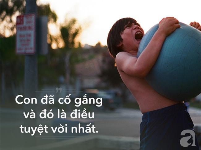 9 câu nói khiến mọi đứa trẻ tự tin, hạnh phúc nhưng bố mẹ rất ít nói với con - Ảnh 2.