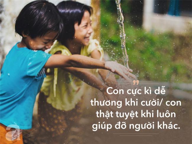 9 câu nói khiến mọi đứa trẻ tự tin, hạnh phúc nhưng bố mẹ rất ít nói với con - Ảnh 3.