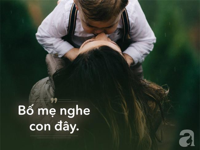 9 câu nói khiến mọi đứa trẻ tự tin, hạnh phúc nhưng bố mẹ rất ít nói với con - Ảnh 6.