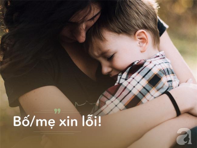 9 câu nói khiến mọi đứa trẻ tự tin, hạnh phúc nhưng bố mẹ rất ít nói với con - Ảnh 8.