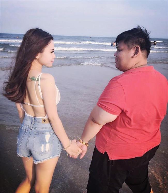 Cặp đôi chênh nhau gần 100kg khoe ảnh tình yêu khiến dân mạng dậy sóng - Ảnh 6.