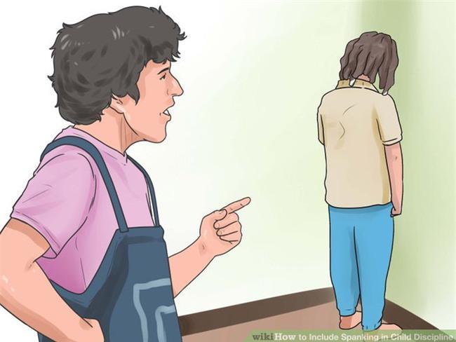 """Bắt con úp mặt vào tường"""" khi trẻ mắc lỗi, hình phạt tưởng hiệu quả mà lại vô cùng nguy hiểm - Ảnh 3."""
