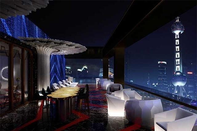 Được sở hữu bởi quý tử giàu có nhất đất nước, khả năng tòa nhà sẽ trở thành một khách sạn giàu sang bậc nhất