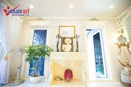 Thăm nhà đẹp phong cách hoàng gia của Hồ Quỳnh Hương - Ảnh 11.