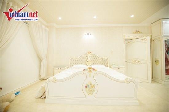 Thăm nhà đẹp phong cách hoàng gia của Hồ Quỳnh Hương - Ảnh 13.