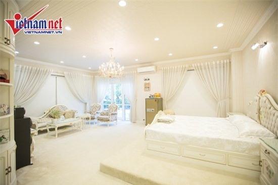 Thăm nhà đẹp phong cách hoàng gia của Hồ Quỳnh Hương - Ảnh 15.
