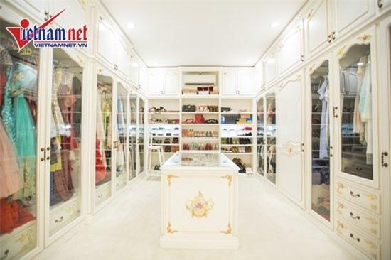 Thăm nhà đẹp phong cách hoàng gia của Hồ Quỳnh Hương - Ảnh 16.