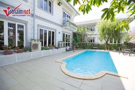 Thăm nhà đẹp phong cách hoàng gia của Hồ Quỳnh Hương - Ảnh 17.
