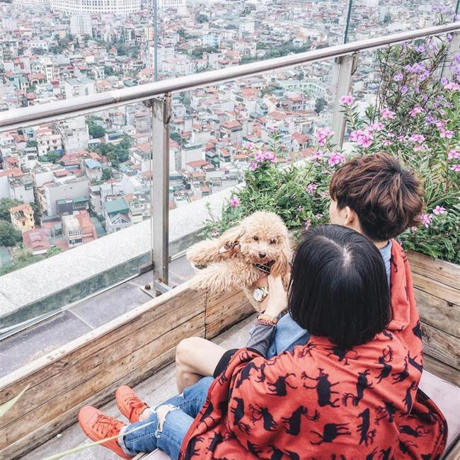 6 quán cà phê lãng mạn để hẹn hò dịp Valentine ở Hà Nội - Ảnh 14.