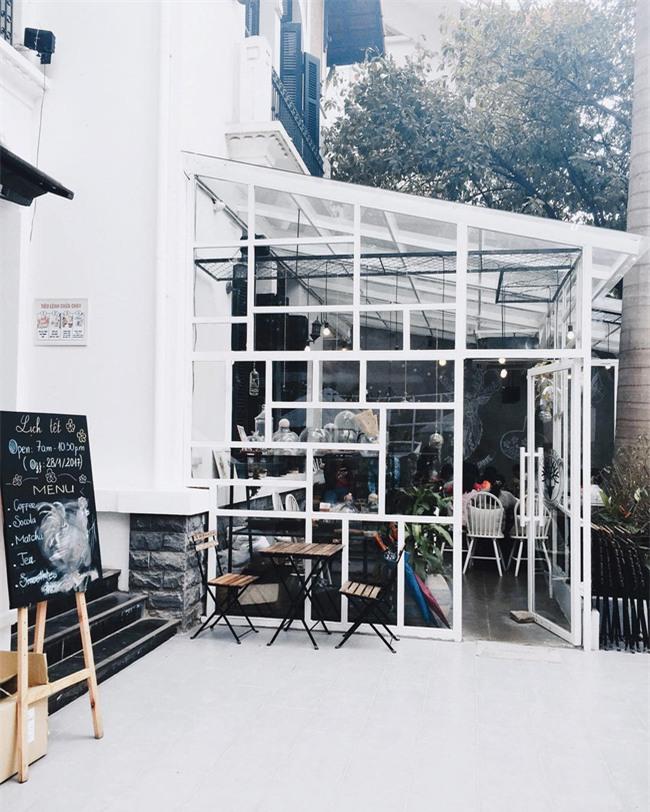 6 quán cà phê lãng mạn để hẹn hò dịp Valentine ở Hà Nội - Ảnh 17.