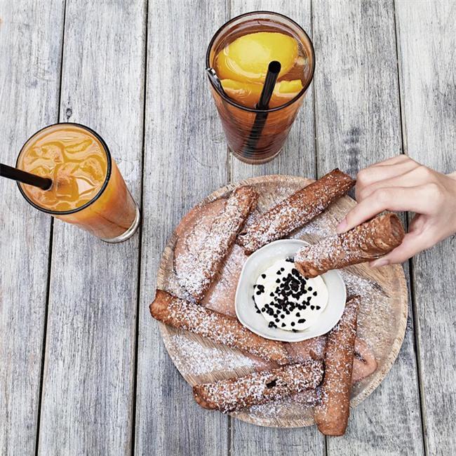 6 quán cà phê lãng mạn để hẹn hò dịp Valentine ở Hà Nội - Ảnh 26.