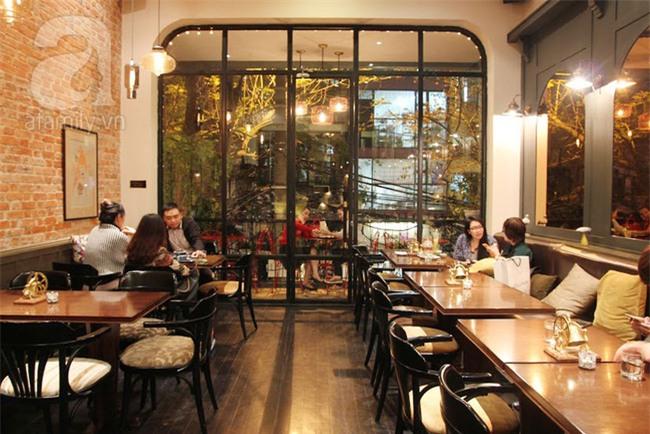 6 quán cà phê lãng mạn để hẹn hò dịp Valentine ở Hà Nội - Ảnh 28.