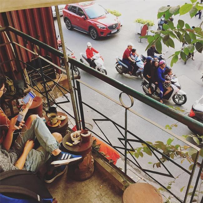 6 quán cà phê lãng mạn để hẹn hò dịp Valentine ở Hà Nội - Ảnh 5.