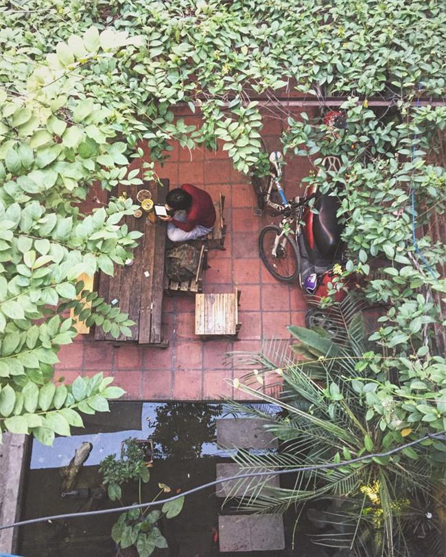 6 quán cà phê lãng mạn để hẹn hò dịp Valentine ở Hà Nội - Ảnh 7.