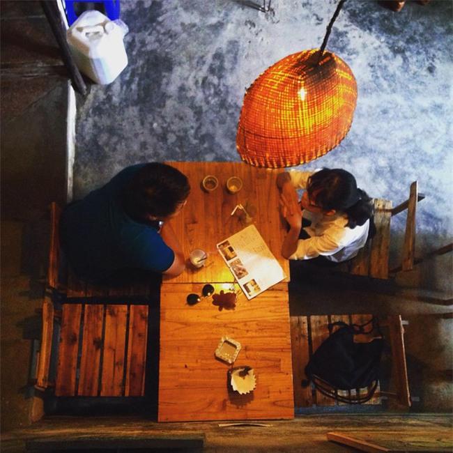 6 quán cà phê lãng mạn để hẹn hò dịp Valentine ở Hà Nội - Ảnh 10.