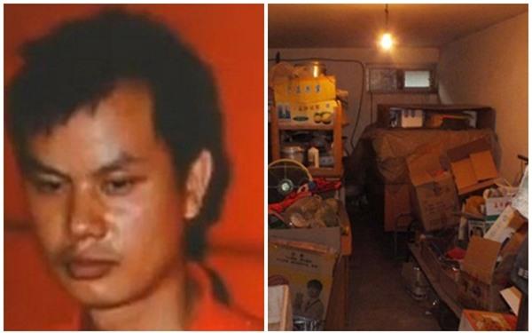 Phát hiện căn hầm bí mật ngay trong chung cư mà yêu râu xanh dùng để bắt giam và hãm hiếp 6 phụ nữ - Ảnh 2.