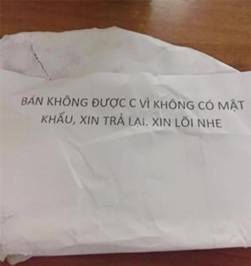 ten trom ba dao, nhan tin dai ca trang giay ly do khong tra lai iphone cho kho chu - 7