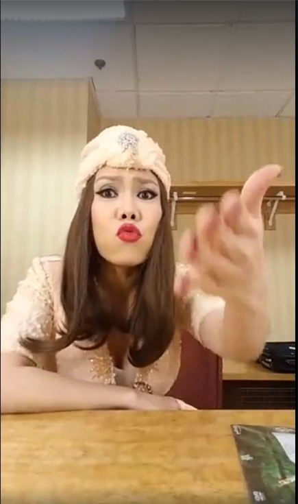 viet huong buc xuc livestream dap tra nguoi chui boi dau nam hinh anh 1