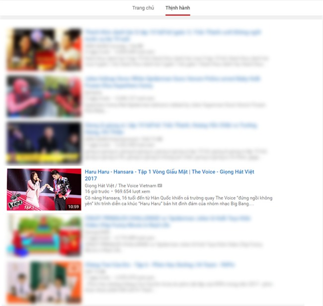 Chỉ sau 1 đêm, clip của cô bé 16 tuổi người Hàn tại The Voice đã cán mốc 1 triệu lượt xem! - Ảnh 4.