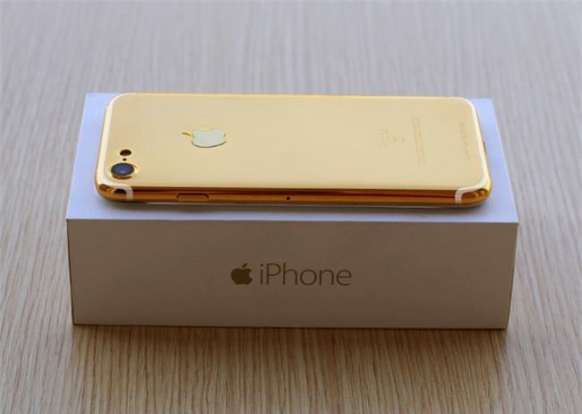 iPhone 7 mạ vàng cho Valentine được chào giá từ 35 triệu đồng - Ảnh 2.
