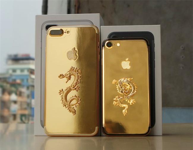 iPhone 7 mạ vàng cho Valentine được chào giá từ 35 triệu đồng - Ảnh 4.