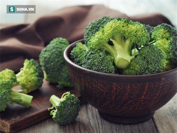 9 thực phẩm giúp loại bỏ chất độc người hút thuốc lá nên ăn nhiều - Ảnh 1.