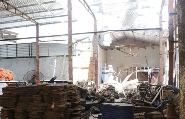 Hiện trường vụ nổ ở Nha Trang làm 1 người chết, 2 người nhập viện