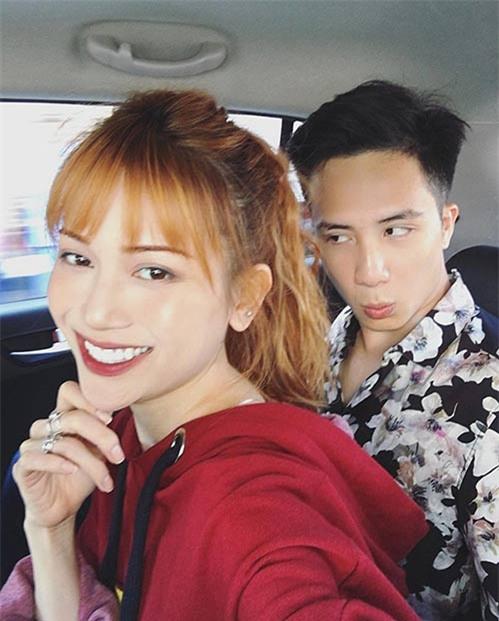 sao việt, cặp đôi sao Việt, khánh thi phan hiển, bảo anh hồ quang hiếu, valentine 2017