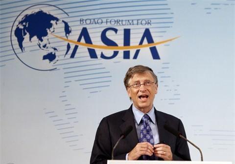 5 bí quyết dạy con thành công của Bill Gates - 1