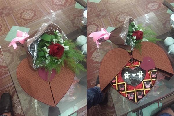 Hỏi thế gian Valentine là chi mà người rộn ràng khoe hoa quà sang chảnh, người chiếc bóng 1 mình bên củ khoai lang - Ảnh 12.