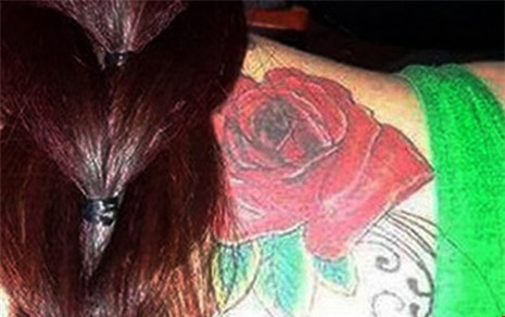 Nụ cười khó hiểu của nghi can giết cô gái xăm hoa hồng - Ảnh 3.
