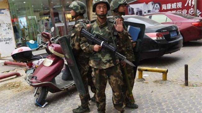 Tấn công bằng dao ở Trung Quốc làm 8 người chết - Ảnh 1.