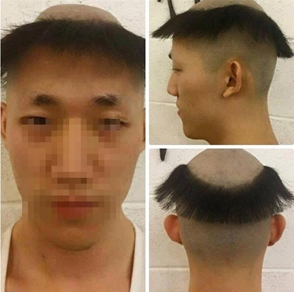 Biết đâu kiểu tóc khó hiểu này lại dẫn đầu xu hướng.