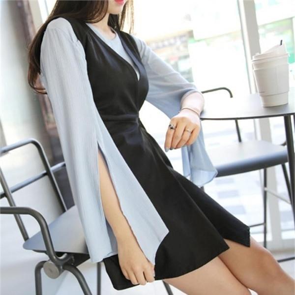 Áo tay loe và những cách điệu hợp mốt các nàng nên sắm ngay cho mùa xuân này - Ảnh 16.