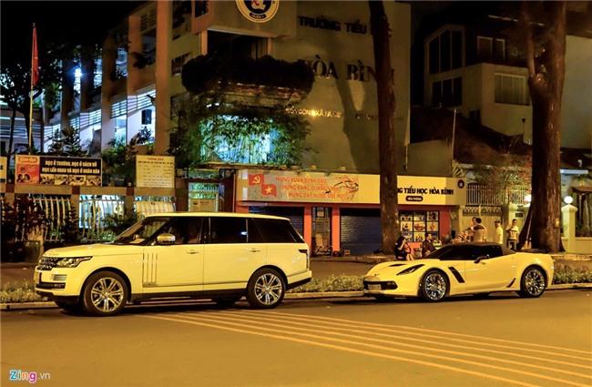 Porsche 'canh sat Dubai' va dan xe the thao Sai Gon di Thai hinh anh 1