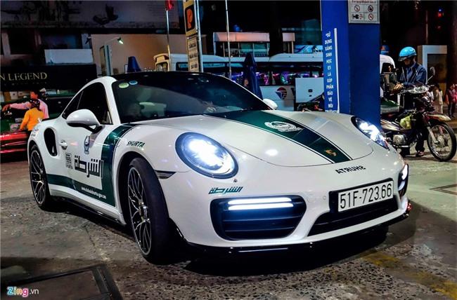 Porsche 'canh sat Dubai' va dan xe the thao Sai Gon di Thai hinh anh 5