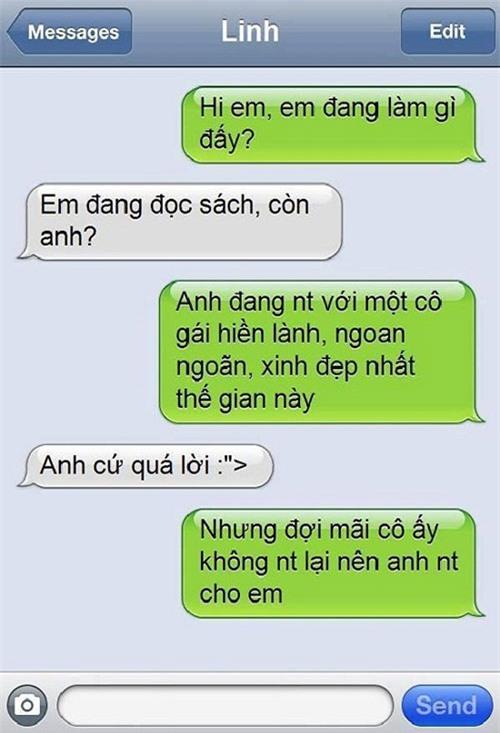 "tuyen tap nhung tinh huong hai cuc ""kho do"" khi to tinh qua tin nhan - 5"