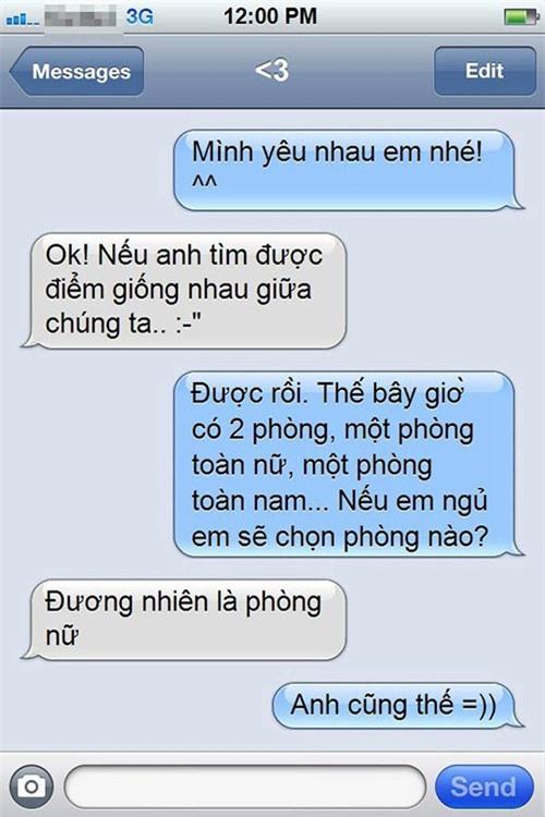"tuyen tap nhung tinh huong hai cuc ""kho do"" khi to tinh qua tin nhan - 7"