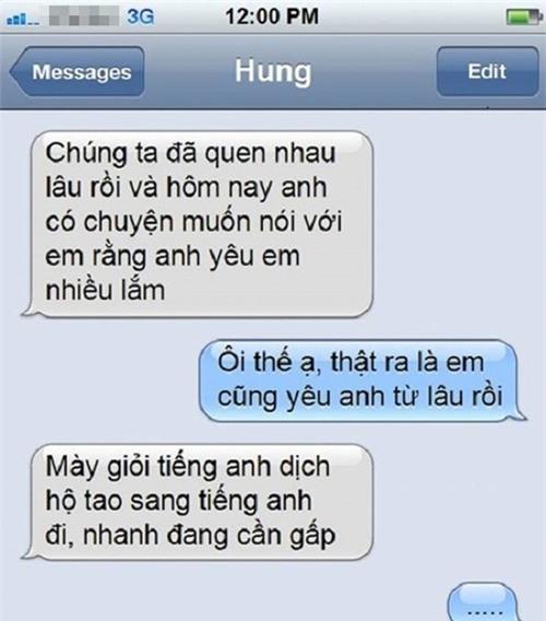 "tuyen tap nhung tinh huong hai cuc ""kho do"" khi to tinh qua tin nhan - 9"
