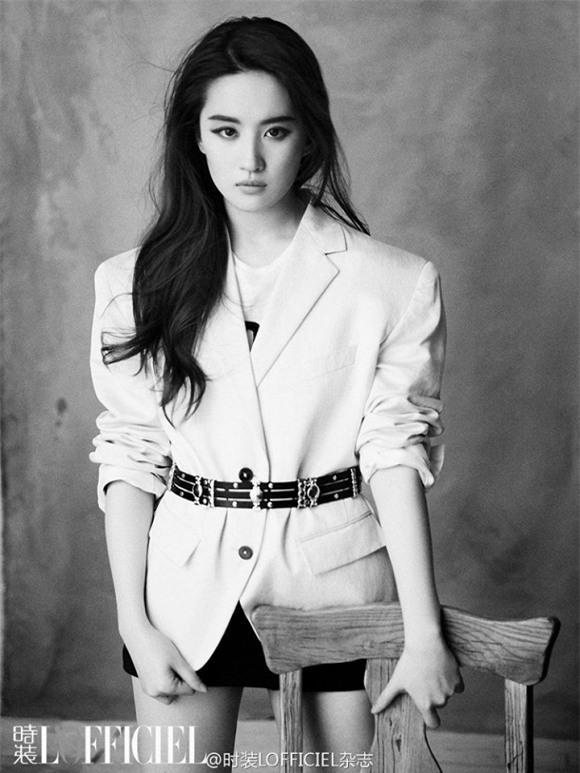 lưu diệc phi, diễn viên Lưu Diệc Phi, thời trang Lưu Diệc Phi, sao Hoa ngữ