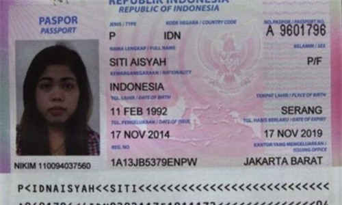 Pho tong thong Indonesia: Nu nghi pham chi la 'nan nhan' hinh anh 1