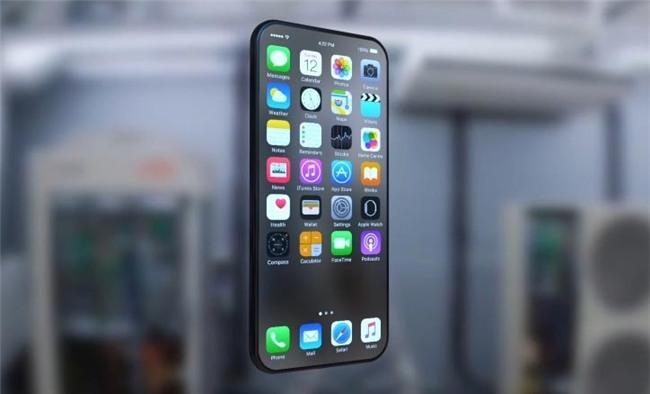iPhone 8 sẽ dùng laser 3D để nhận diện mặt?
